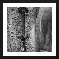 Winston Salem 100 Picture Frame print