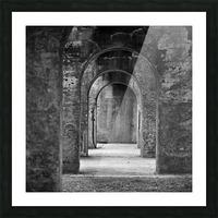 Winston Salem 99 Picture Frame print