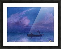Landscape of the Sea Bank Picture Frame print