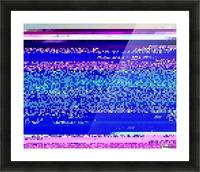 Sailer at Marais de la Grande Briere Picture Frame print