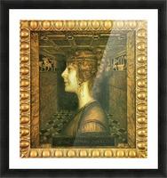 Florentine by Franz von Stuck Picture Frame print