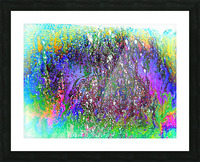 Bubbles Reimagined 61 Picture Frame print