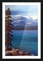 Lake Tahoe 1 Picture Frame print