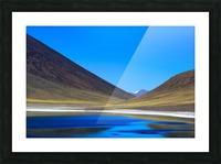 Laguna Meñiques Picture Frame print