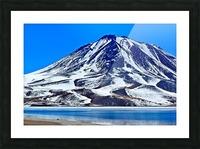 Laguna Miscanti Picture Frame print