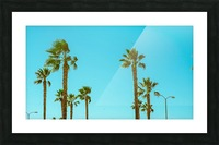 Hollywood Vibes Picture Frame print