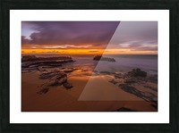 soft water Oahu Hawaii Picture Frame print