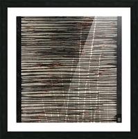 Létang dépassé - Contemporary Art Impression et Cadre photo