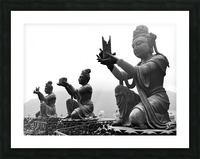 Offer for Buddha Picture Frame print