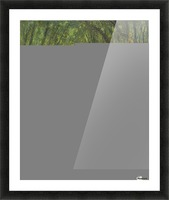 The Pavillion, Gerberoy Picture Frame print