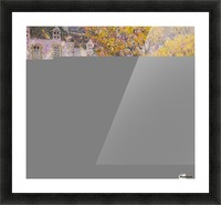 Bridge, Autumn, Gisors Picture Frame print