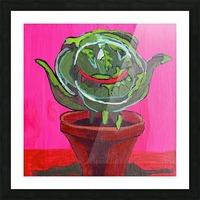 Little Shop of Horrors. Diane D Picture Frame print