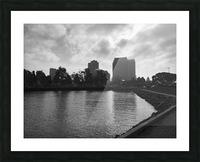 San Diego Marina Picture Frame print