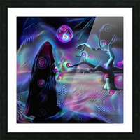 The Desert of Dreams Picture Frame print