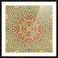Mandala XI Picture Frame print