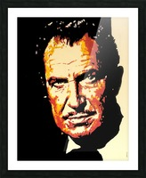 Vincent Price Picture Frame print