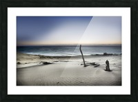 Reach for the sun Picture Frame print