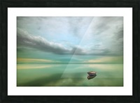 Boat... Picture Frame print