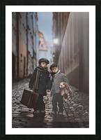Les MisA©rables Picture Frame print