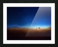 Go home Picture Frame print