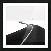 Road I Picture Frame print