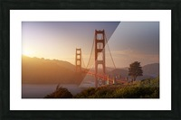 South Golden Gate. Picture Frame print
