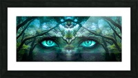 FANTASY Picture Frame print