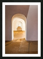Citadel Picture Frame print