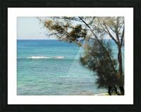 Ocean8 Picture Frame print