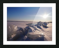 Frozen Picture Frame print