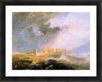 Mouth of the Seine by Joseph Mallord Turner Picture Frame print