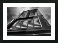 SKYSCRAPER Picture Frame print