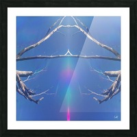 Hands of Time Picture Frame print