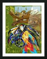 Orignal_Moz_Anik_ Lafreniere Picture Frame print