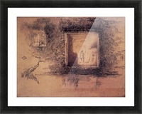 Nocturne, Furnace by Whistler Picture Frame print