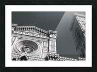 Santa Maria del Fiore Picture Frame print