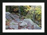 Chikanishing Trail Picture Frame print