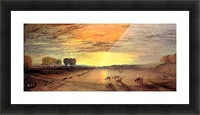 Petworth Park by Joseph Mallord Turner Picture Frame print