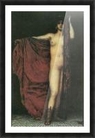 Phyrne by Franz von Stuck Picture Frame print