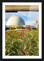 Food and Wine EPCOT Picture Frame print