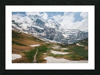 Trailhead Picture Frame print