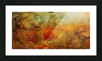 Genesis rewound Picture Frame print