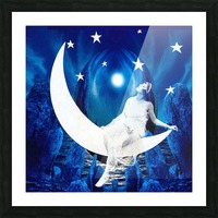 Starlight Picture Frame print