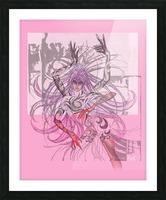 OeilDeCristal Picture Frame print