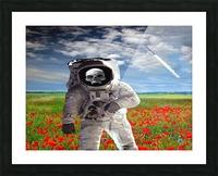 Exodus Picture Frame print