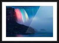 NIAGARA FALLS 02 Picture Frame print