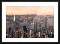 HONG KONG 08 Picture Frame print