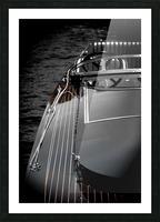 Antique Boat 3 (1 of 1) Impression et Cadre photo