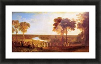 Princes birthday by Joseph Mallord Turner Picture Frame print