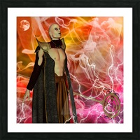 Merlin Picture Frame print